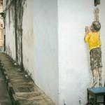 خیابان هنر پنانگ