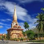 معبد چالونگ (Wat Chalong) ، معبد بودایی است که مورد استقبال گرم بازدید کنندگان برای بیش از یک قرن بوده است.