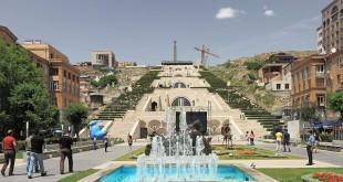 کاسکاد ایروان، یک راه پله بزرگ در ایروان، ارمنستان است. که به مرکز شهر منطقه کنترون (Kentron) ایروان متصل می شود.