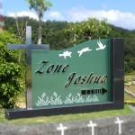 باغ یادبود مسیحیان در باغ یادبود نیروانا ، در مجاورت پارک یادبود نیروانا ، مکانی بی سر و صدا و زمین استراحت نهایی برای مؤمنان است.