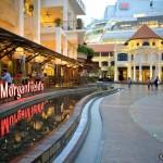مرکز خرید گورنی پاراگُن ، در کنار ساحل با بیش از 40 بوتیک مد و 30 رستوران یک معیار کاملا منحصر به فرد در پنانگ است.
